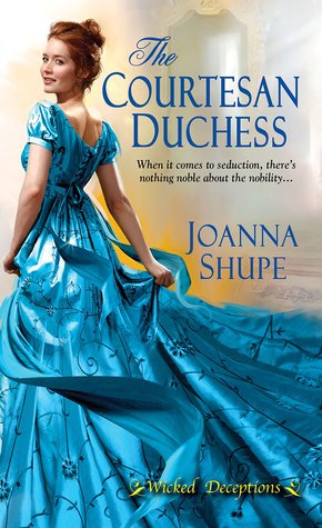 The Courtesan Duchess by Joanna Shupe | Book Review + Giveaway