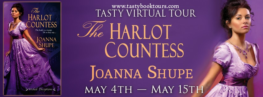 The Harlot Countess by Joanna Shupe   Book Review + Giveaway
