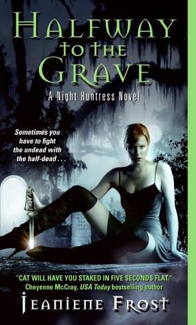 Halfway to the Grave by Jeaniene Frost   Audiobook Review
