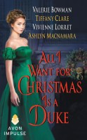 All I Want for Christmas is a Duke Anthonlogy Book Cover