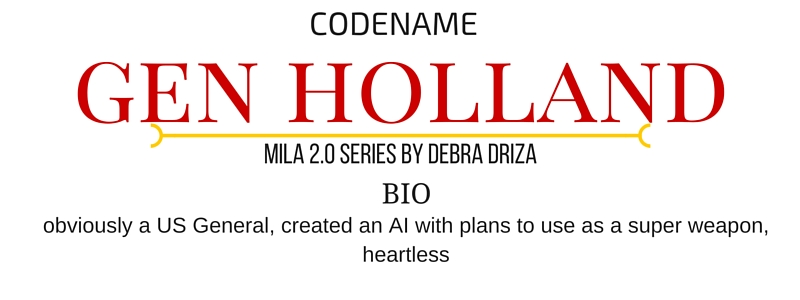CODENAME Gen Holland