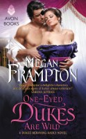 One-Eyed Dukes are Wild by Megan Frampton
