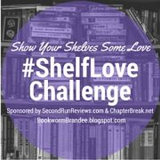 2016 Shelf Love Challenge