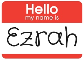 my name is....