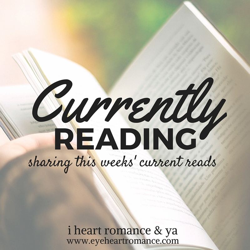 Currently Reading Week 1