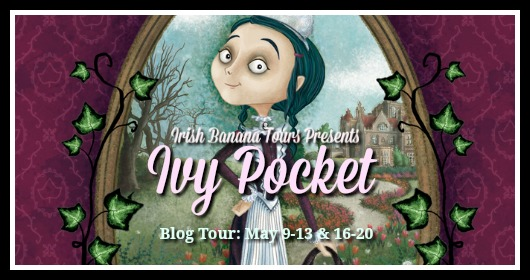 Ivy Pocket Series by Caleb Krisp | Book Review + Giveaway