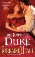 she-tempts-the-duke-lorraine-heath