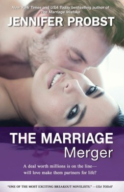 the-marriage-merger-jennifer-probst