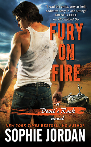 Fury on Fire by Sophie Jordan Book Review