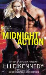 Midnight Action by Elle Kennedy