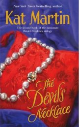 The Devil's Necklace by Kat Martin