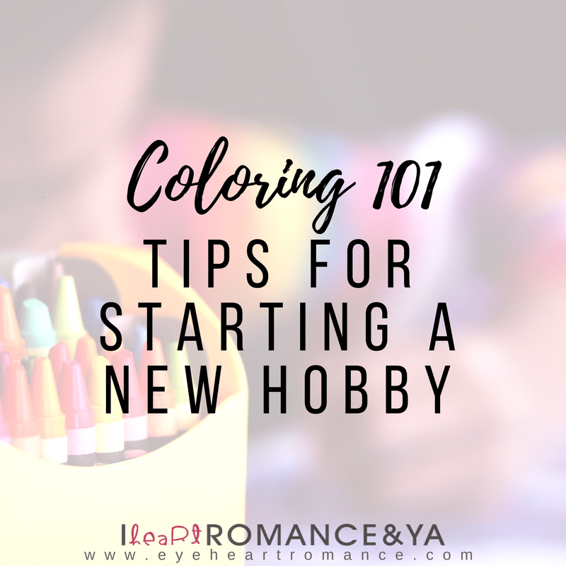 Coloring 101: Tips For Starting a New Hobby