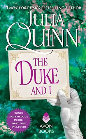 I Finally read The Duke and I by Julia Quinn | Audiobook Review