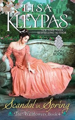 Scandal in Spring by Lisa Kleypas Cover