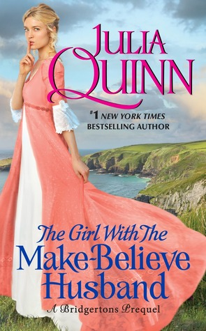 The Girl with the Make-Believe Husband by Julia Quinn Blog Tour + Giveaway
