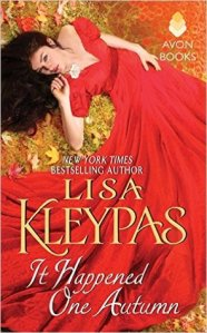 It Happened One Autumn by Lisa Kleypas Cover
