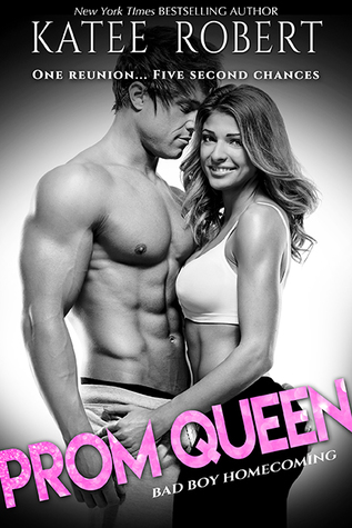 A Steamy Second-Chance Romance | Prom Queen by Katee Robert Review + Giveaway