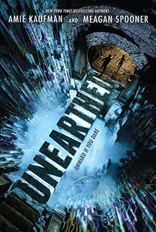 Indiana Jones in Space! Unearthed by Amie Kaufman & Meagan Spooner [Audiobook Review]