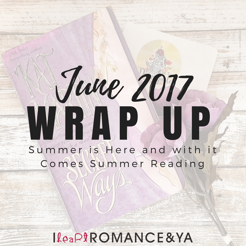 Summer is Here and with it Comes Summer Reading! Monthly Wraps