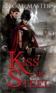 Kiss of Steal by Bec McMaster