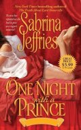 One Night with a Prince by Sabrina Jeffries