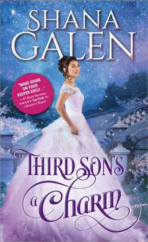 This Book Didn't Meet My Expectations. Third Son's a Charm by Shana Galen Book Review