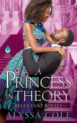 A Princess in Theory by Alyssa Cole Cover