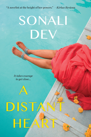 A Distant Heart by Sonali Dev [Excerpt + Giveaway]