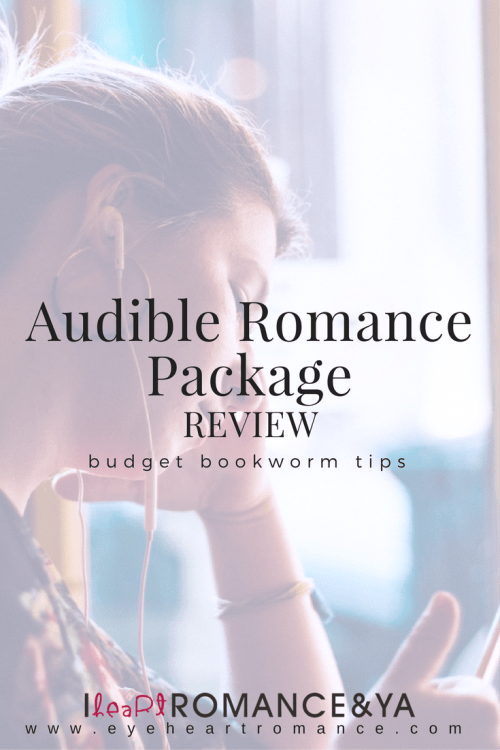 Audible Romance Package Review