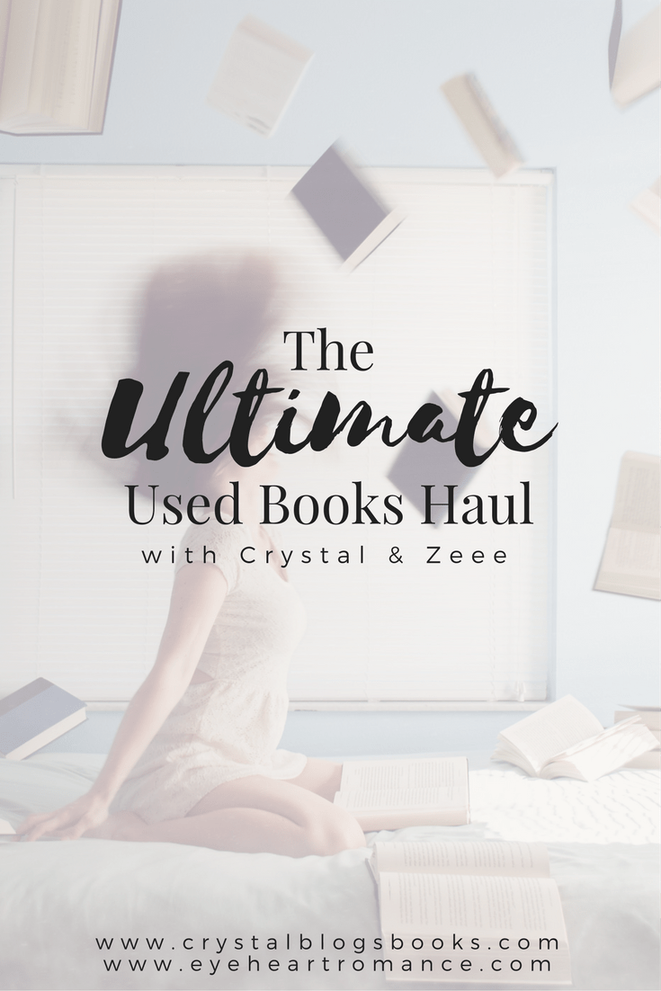 The Ultimate Used Books Haul #1