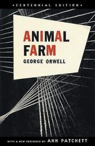 Animal Farm by George Orwell Cover