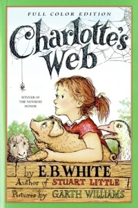 Charlotte's Web by E.B. White Cover