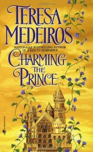 Charming the Prince by Teresa Medeiros Cover