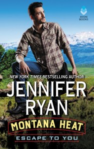 Escape to You Cover by Jennifer Ryan