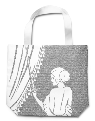 Litographs Nince Rules to Break While Romancing a Rake Litographs Tote