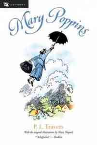 Mary Poppins by P.L. Travers Cover