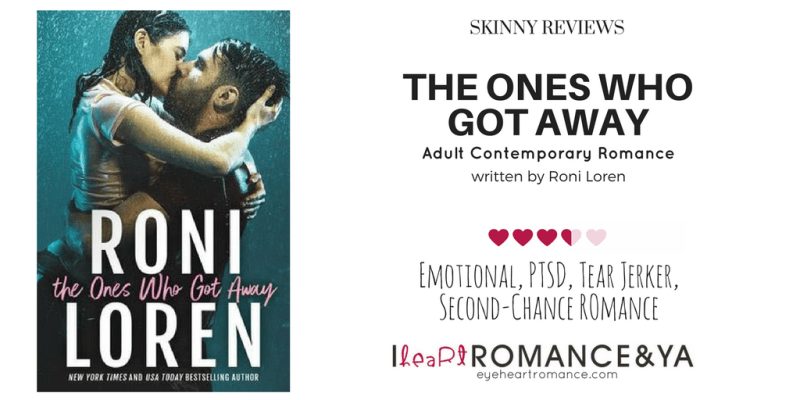 The Ones Who Got Away by Roni Loren Skinny Review Image