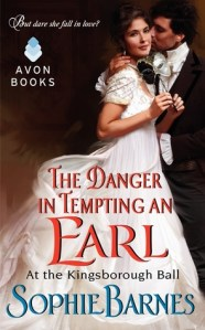 The Danger in Tempting an Earl by Sophie Barnes