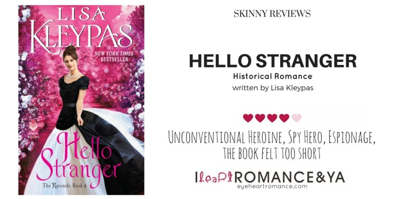 Hello Stranger Skinny Review
