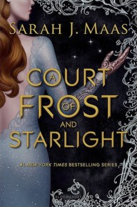A Court of Frost & Staright by Sarah J. Maas