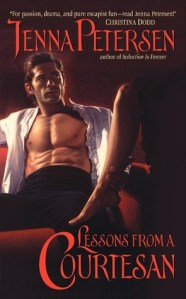 Lessons from a Courtesan by Jenna Petersen