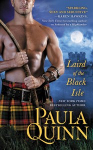 Laird of the Black Isle by Paula Quinn