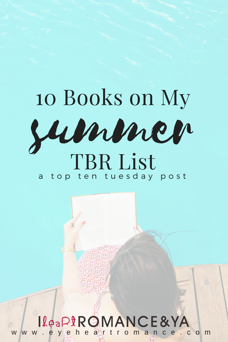 10 Books on My Summer TBR List