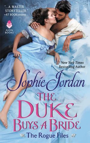 I wanted more! The Duke Buys a Bride by Sophie Jordan [ARC Review]