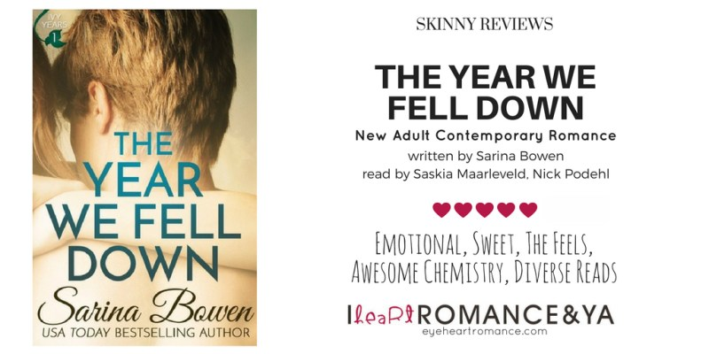 The Year We Fell Down Skinny Review