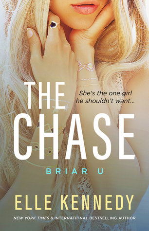 He's Hot & He's Cold! The Chase by Elle Kennedy [ARC Review]