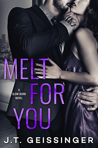 You will Laugh, You will Cry! This book is EVERYTHING! Melt for You by J.T. Geissinger [Audiobook Review]