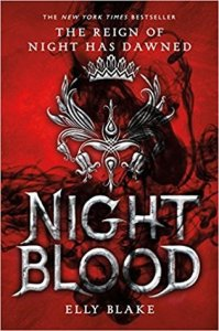 Nightblood by Elly Blake