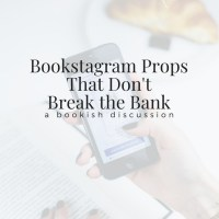 Bookstagram Props That Don't Break the Bank