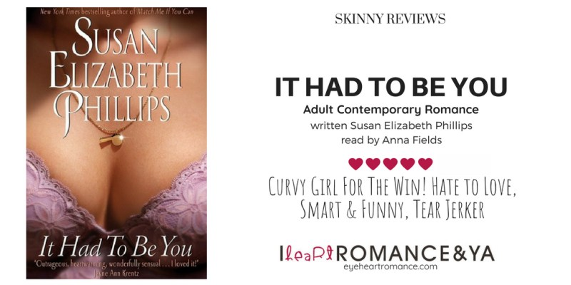 It Had to Be You Skinny Review